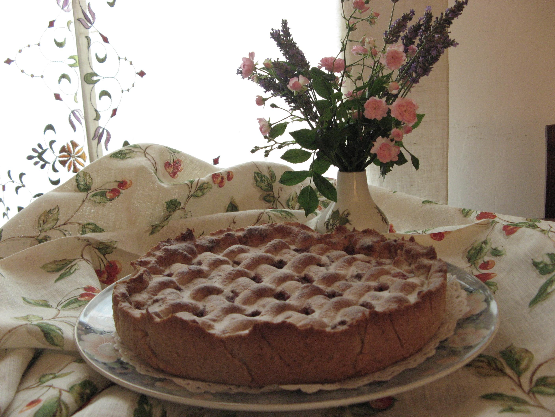 Ricetta torta di linz